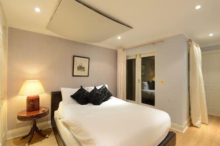 Connaught Luxury En - Suite WiFi 23 - Apartment
