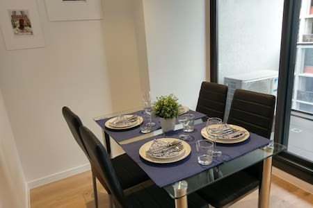 One bedroom-Melbourne CBD Modern Apartment - Apartment