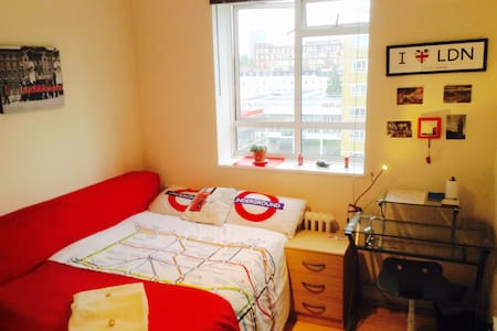 Comfy&Clean Central London room