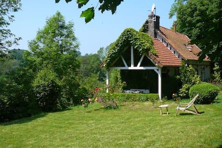 Maison de charme proche de la mer (région Dieppe) - Le Bourg-Dun - Hus