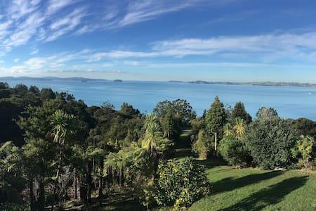 Buckleton's Bay View - Tawharanui Peninsula - Ev