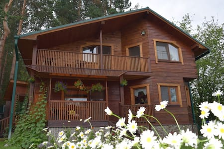 Eco stay: rest for soul and body - House