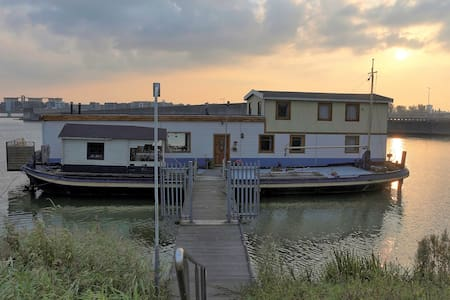 Stunning Houseboat in Amsterdam - Amsterdam - Boat
