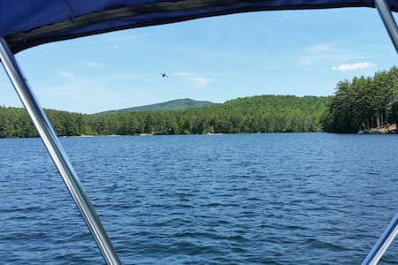 Spruce Camp at Grey Shingles Camps - Wolfeboro - Cabin