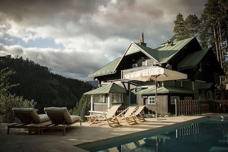 Villa Antoinette - private chalet - Semmering-Kurort