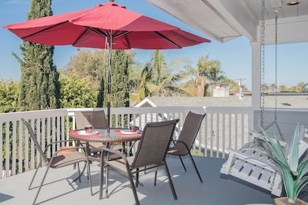 Guesthouse steps to Beach! December Special $100 - Del Mar