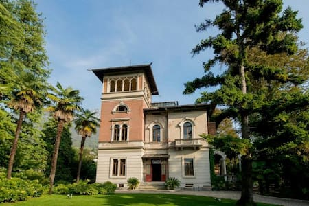 Villa Como Grande - Mandello del Lario - Villa