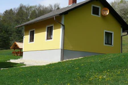 Ferienhaus Dreiländereck - Ház