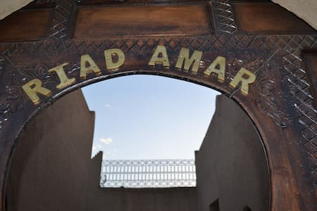 Riad Amar - Bed & Breakfast