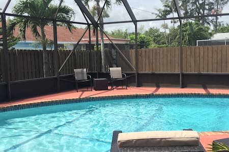 Beautiful Home in Oakland Park with Pool - Hus