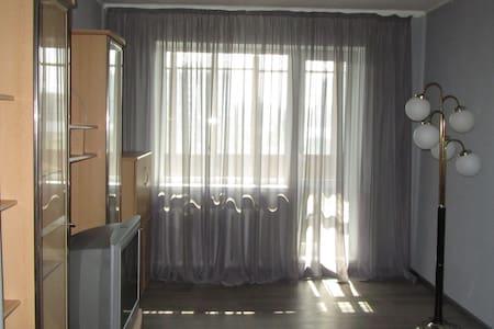 Двухкомнатная квартира в центре - Perm - Daire