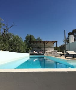 Double room with en-suite bathroom - Tabernas  - Casa