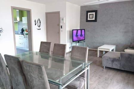 Bel appart de 80 m2 equipe tous confort a biguglia - Appartamento