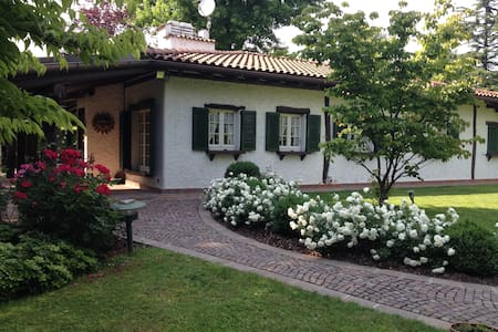 Charming holiday Villa nearby Como Lake - Villa