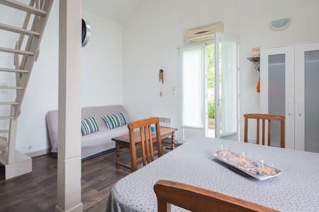 Studio Mezzanine Blanquefort centre - Apartemen