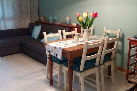 """New apartment between sea and pinewood"" - Marina di Bibbona - Wohnung"