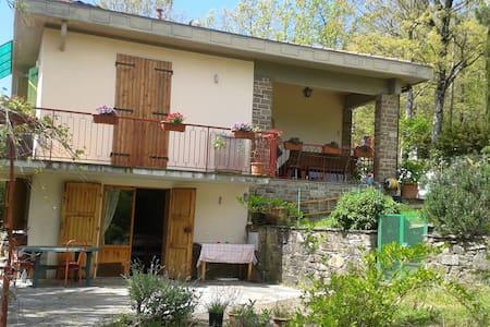 Casa in campagna per wieekend o per breve periodo - Borselli