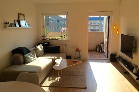 Everything within walking distance in a nice area. - Frederiksberg - Apartment