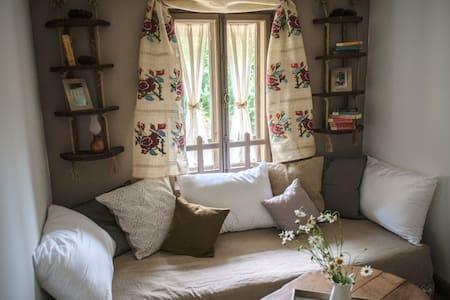 Penteleu Farmhouse in Romania - Chalet