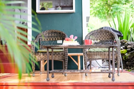 Kealakekua Bay Cottage With View #2 - Cabin