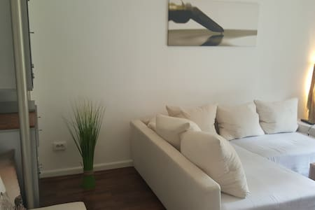COZY APARTMENT IN CENTRAL LOCATION OF HAMBURG CITY - Appartement