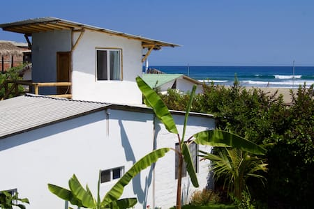 El Mirador: Oceanview w Private Kitchenette & Pool - Ayampe - Wohnung