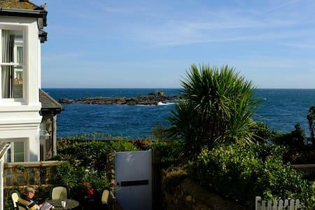 Island View, Mousehole, Penzance - Hus