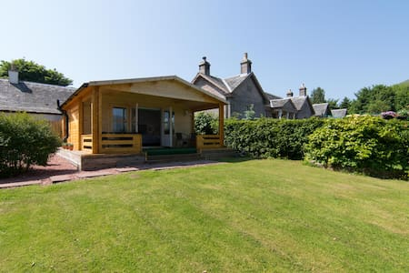 Cabin In Luss at Lochlomond - Luss