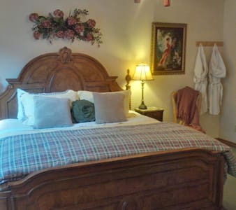 Wildwood Canyon Inn-Alpen Rose Room - Telluride - House