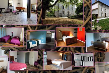 Les Cailloux Blancs - Bed & Breakfast