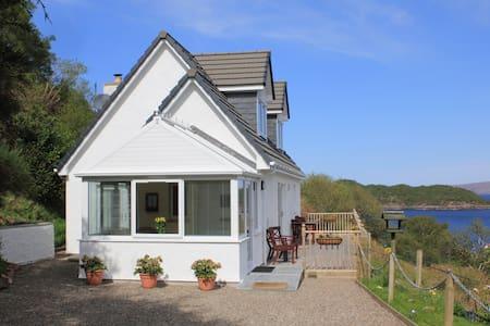 Craig Cottage, Kenmore, Nr Applecross IV54 8XH - Shieldaig - Hus