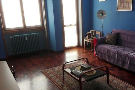 Camera spaziosa e luminosa - Saronno - Apartamento