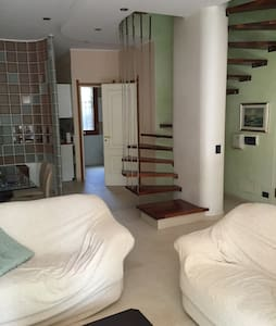 Lussuoso appartamento semindipendente su 3 livelli - Arenzano