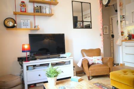 Beautiful & cosy appartment near trendy Bastille! - Wohnung