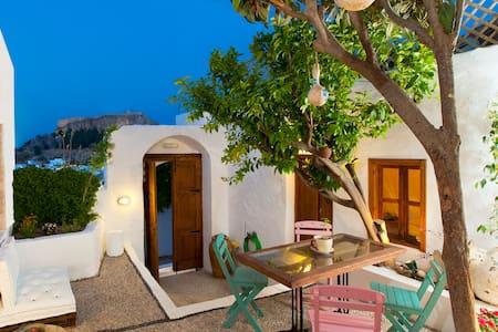 Amazing G cottage - Lindos - Dom