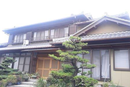 純和風の家で日本流のおもてなし - Ama - Haus