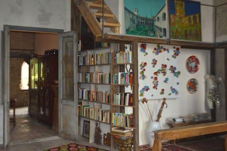 Bach Room - Badia San Sebastiano - Andre