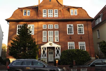 Naturstadtvilla - Apartment