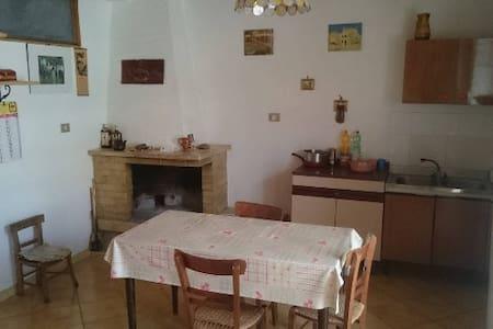 Calabria holiday apartments - Castelsilano - Apartemen