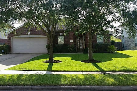 SugarLand Home off US 59. Minutes to Houston - Sugar Land - House