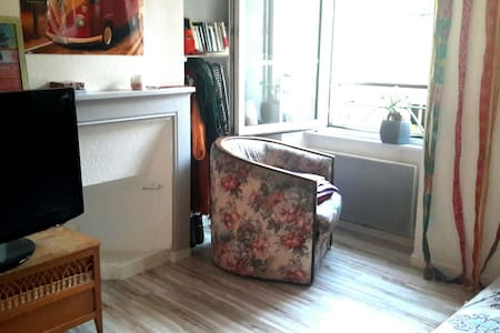 Agreable studio de 30 m2 - Appartement