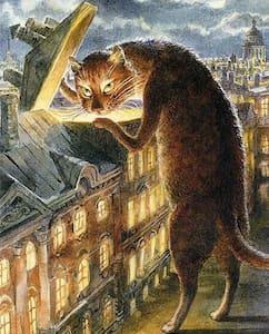 Студия Бродячий кот - Leilighet