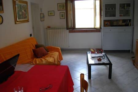 Camera con letto matrimoniale, Zona Porta Lucca - Pisa - House