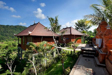 BARONG VILLAS SIDEMEN - KARANGASEM - Bed & Breakfast
