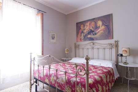 Campo alle Monache, camera Monache - Bucine - Bed & Breakfast