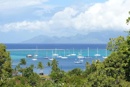 Your home in Tahiti exclusive area! - Apartment