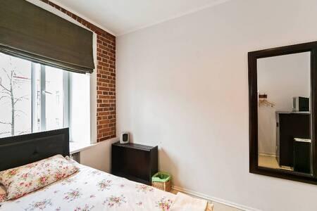 Уютная комната в самом центре Москвы - Apartment