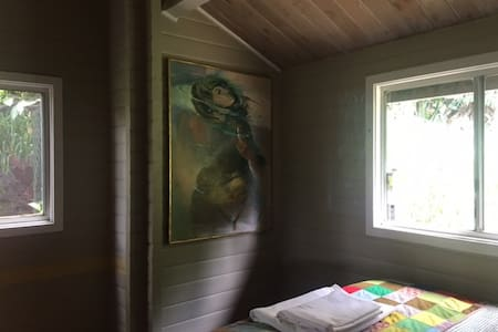 Sweet flat with private entrance - Kula - Hus