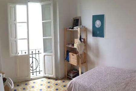 Private room in a lovely city centred apartment - Appartement en résidence