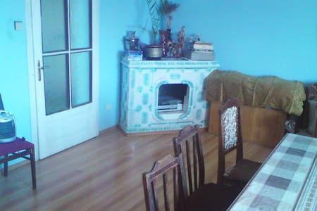 1 room in a cozy private home - Mukacheve - Maison